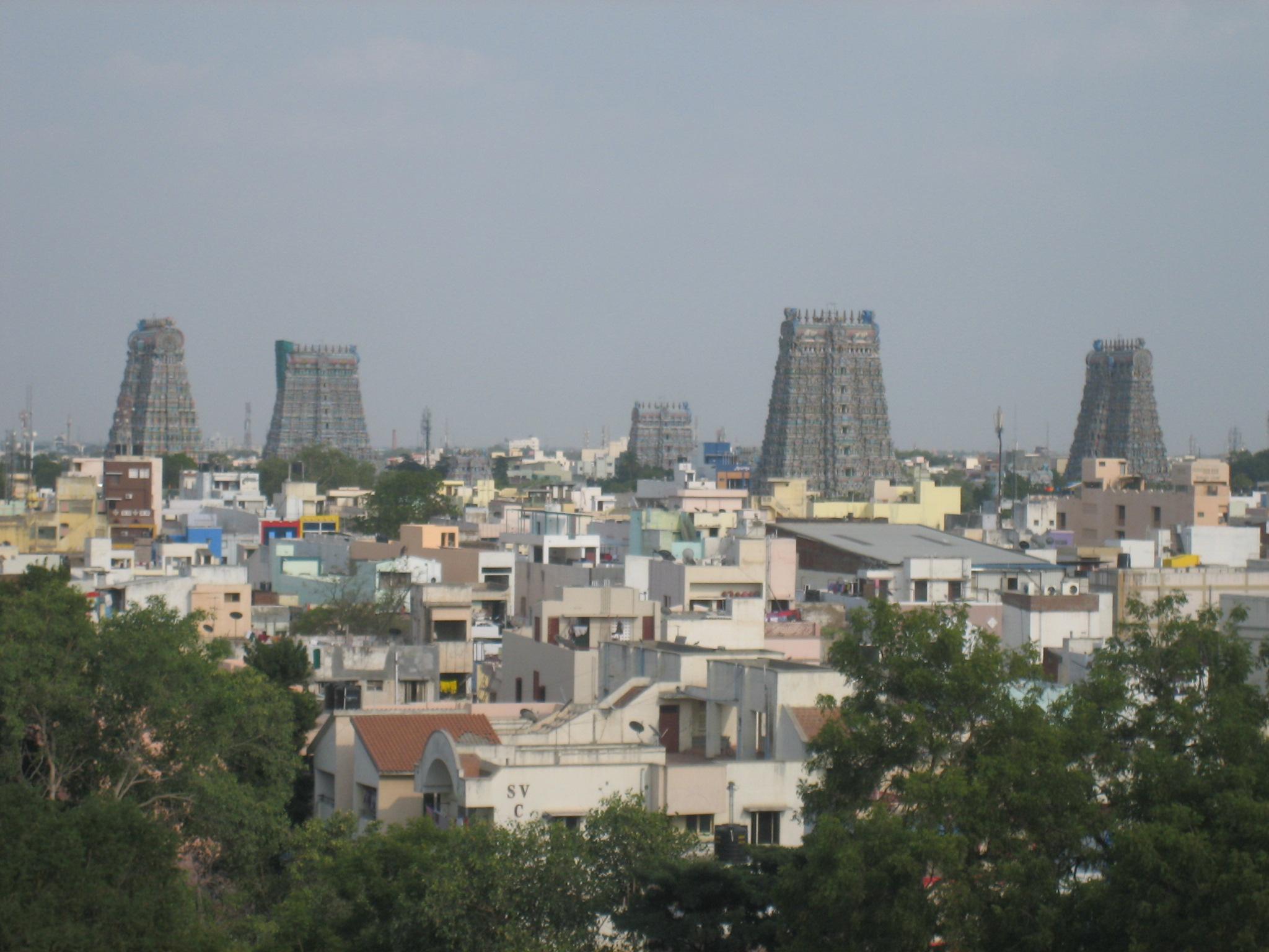 Die Tamil Tempel Tour