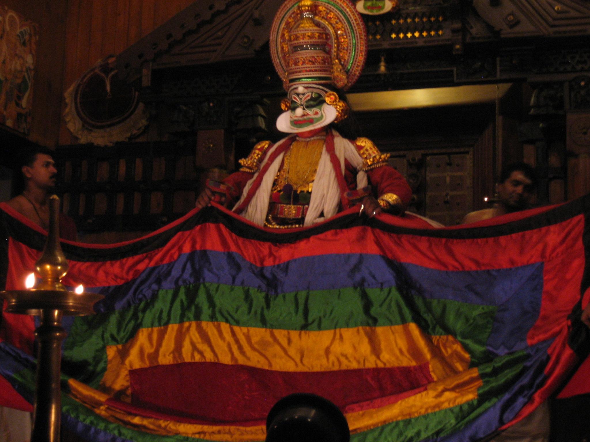 Indische Tanzkunst