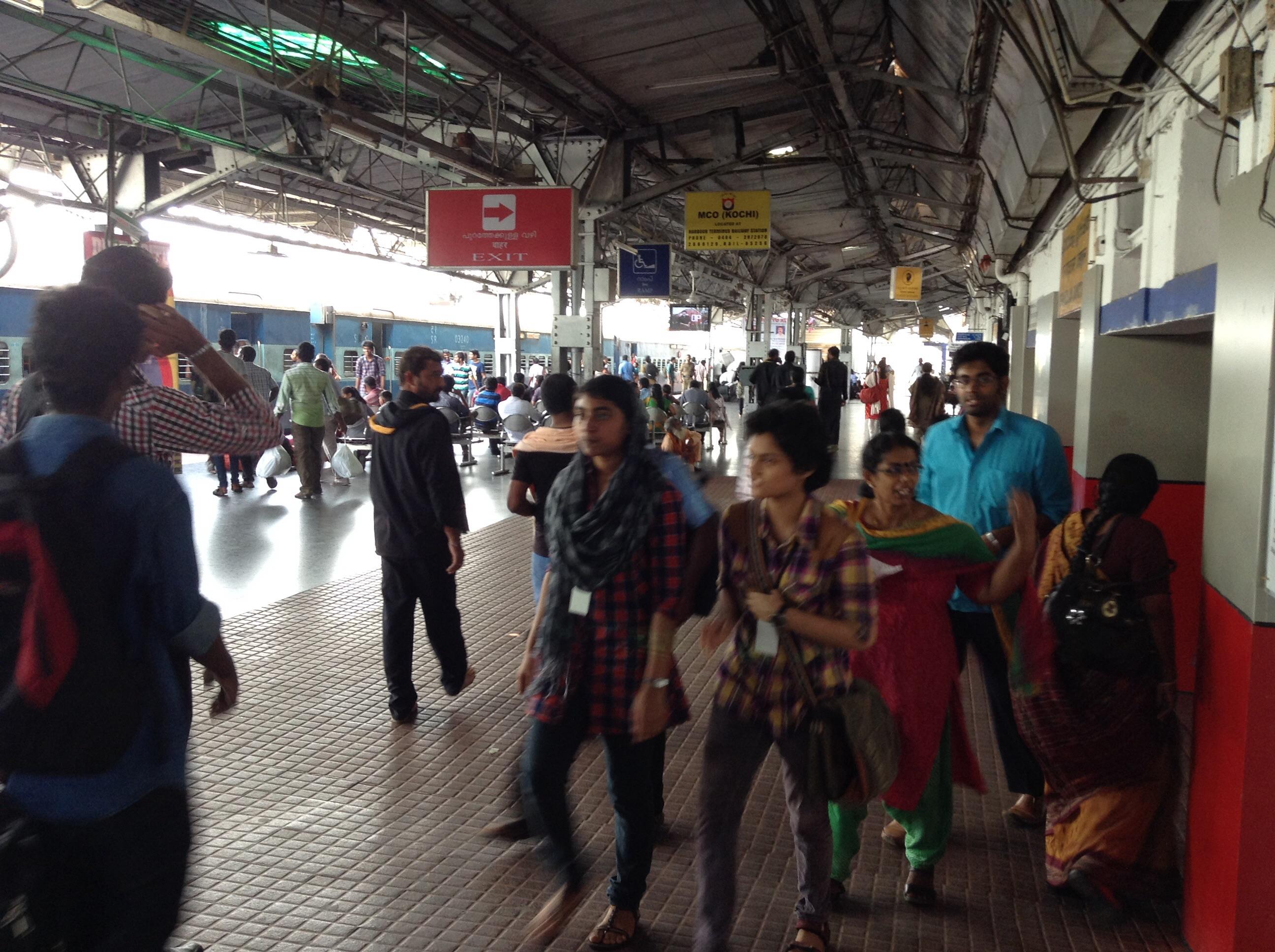 Indian Railways!