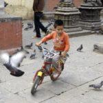 Radfahren in Indien