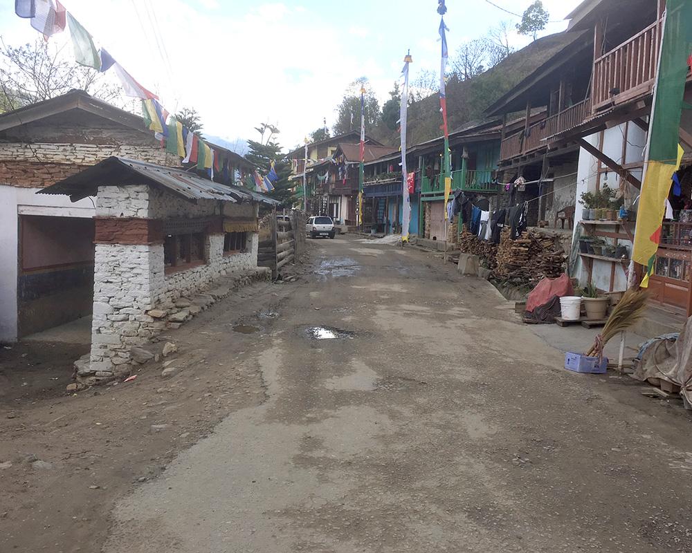 Jenseits von Buthan Tour 2019