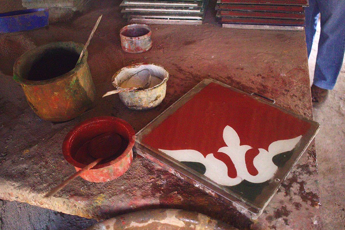 Trubel Tempel Tee und mehr - Einheimische Handwerkskunst
