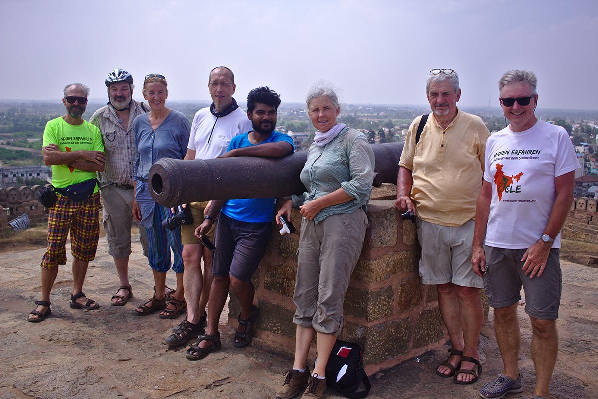 Trubel Tempel Tee und mehr - Reisegruppe