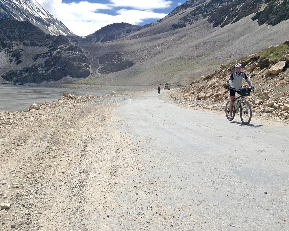Auf nach Ladakh Panorama